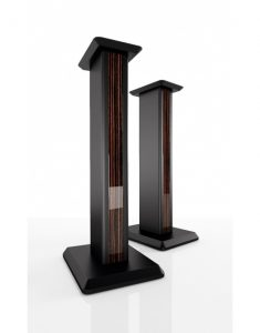 Acoustic Energy Speaker Stands Black Wood