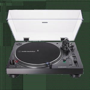 Audio Technica AT-LP120XBT-USB Black
