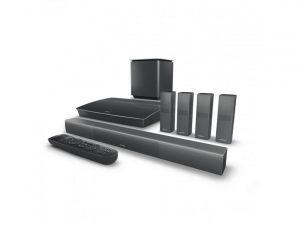 Bose Lifestyle 650 mājas izklaides sistēma Black