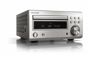 Denon RCD-M41DAB Silver