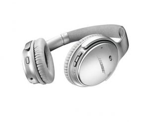 Bose QuietComfort 35 II Wireless Acoustic Noise-cancelling Silver