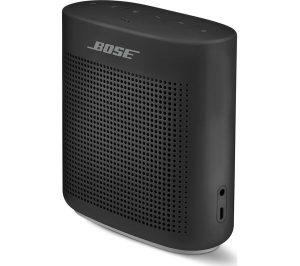 Bose SoundLink Colour Bluetooth II Black