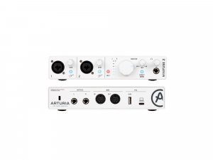Arturia MiniFuse 2 White Edition
